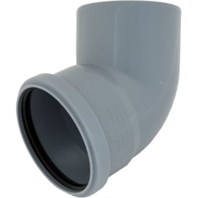 Отвод d 110 мм 67 градусов