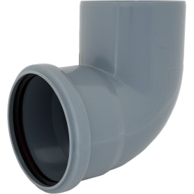Отвод d 110 мм 87 градусов