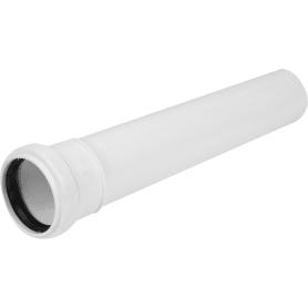 Труба канализационная c шумопоглощением Equation Ø 50 мм L 0.25м полипропилен
