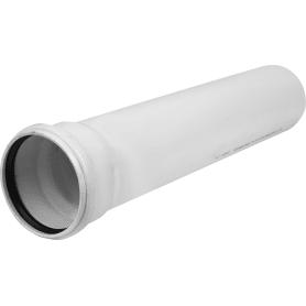 Труба канализационная c шумопоглощением Equation Ø 110 мм L 0.5м полипропилен