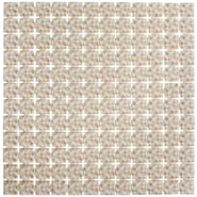 Мозаика «Золотой пляж» 29.8х29.8 см
