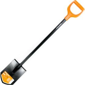 Лопата штыковая Fiskars SolidTM 116 см, сталь