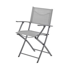 Кресло Naterial Emys Origami складное 54х52х83 см сталь бежевый