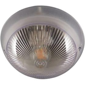 Светильник Сириус 1хE27х40 Вт IP54 цвет белый
