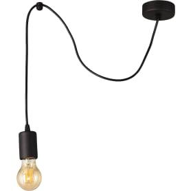 Подвесной светильник Inspire Паук V4238-1/1S 1хЕ27х60 Вт цвет чёрный