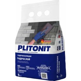 Гидроизоляция Plitonit «Гидрослой», 5кг