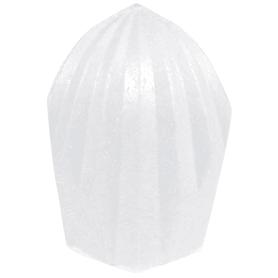 Уголки для потолочного плинтуса полистирол белые Формат 5005 30-50 мм 4 шт.
