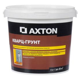 Кварц-грунт Axton 5 кг