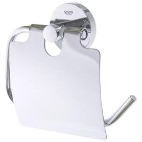 Держатель для туалетной бумаги с крышкой «Essential 40367001»
