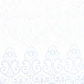 Тюль «Веста» вышивка на сетке 280 см цвет белый