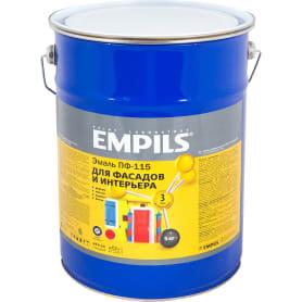 Эмаль ПФ-115 Empils PL 5 кг цвет жёлтый