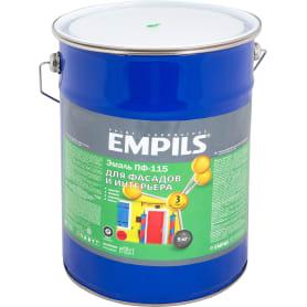 Эмаль ПФ-115 Empils PL 5 кг цвет зелёный