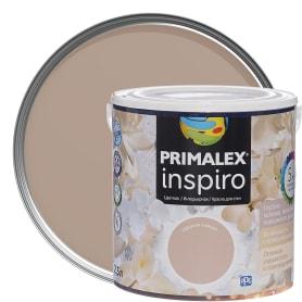 Краска Primalex Inspiro 2,5 л Тёплое какао