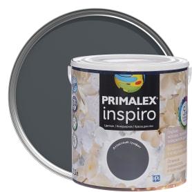Краска Primalex Inspiro 2,5 л Атласный графит