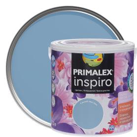 Краска Primalex Inspiro 2,5 л Синий муслин