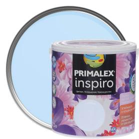 Краска Primalex Inspiro 2,5 л цвет голубой