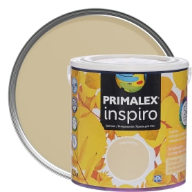 Краска Primalex Inspiro 2,5 л Карамель