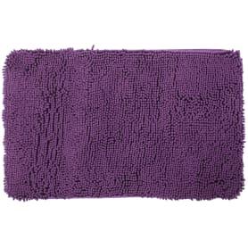 Коврик для ванной комнаты «Cingolo» 50х80 см цвет фиолетовый