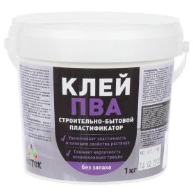 Клей ПВА для пластификации растворов, 1 кг