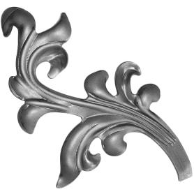 Элемент кованый Лепесток №2 левый