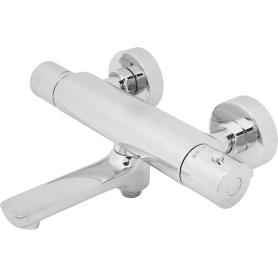 Термостат универсальный Swedbe Titan 9040, цвет хром