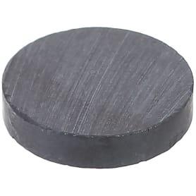 Магнит 15 мм ЛДСП цвет чёрный