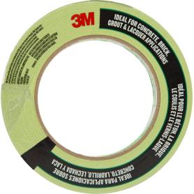 Лента малярная для грубых поверхностей, 24 мм х 55 м