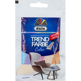 Краска для стен и потолков Trend Farbe цвет Марципан 50 мл