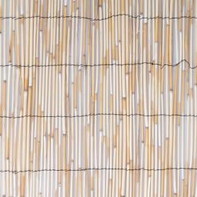 Изгородь декоративная натуральная тростник 3x1.5 м