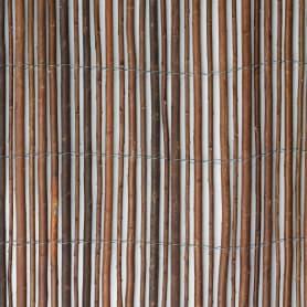 Изгородь декоративная натуральная Naterial «Трость» 3x1.5 м
