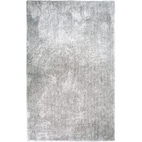 Ковёр, лавсан, цвет серый, 1.2х1.8 м