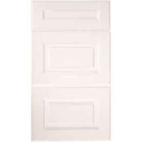Двери для шкафа Delinia «Леда белая» 40x70 см, МДФ, цвет белый, 3 шт.