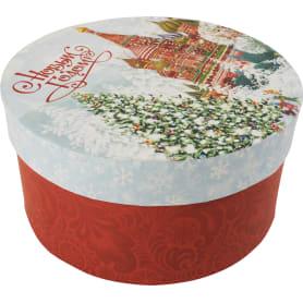 Коробка подарочная «Красная площадь», 14х14х7 см