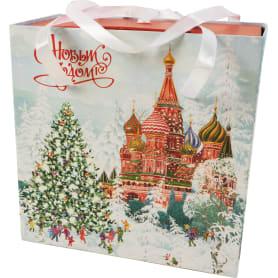 Коробка подарочная «Красная площадь», 16х16х8 см