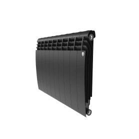 Радиатор Royal Thermo BiLiner 500 10 секций, Noir Sable