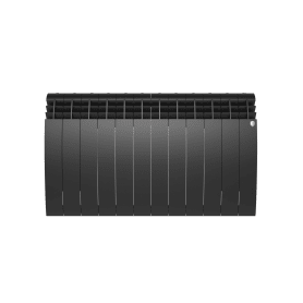 Радиатор Royal Thermo BiLiner 500 12 секций, Noir Sable