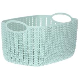 Корзина для хранения «Вязание», 4 л, цвет фисташковый