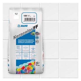Затирка Mapei Keracolor FF цвет белый 2 кг