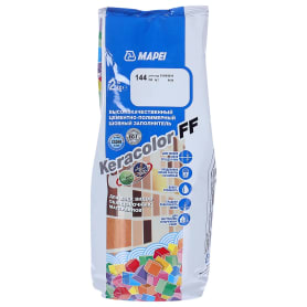 Затирка Mapei Keracolor FF цвет шоколад 2 кг