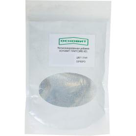 Добавка металлизированная Основит 0.13 кг, цвет серебро