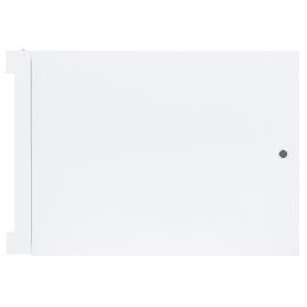 Шкаф коллекторный ШРН-1 наружный 450х118х652-715 мм