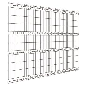 Панель заборная Grand Line, Light 2.03х2.5 м коричневый