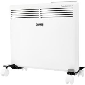 Конвектор электрический напольный Zanussi ZCH/S-1000 ER с цифровым термостатом, 1000 Вт