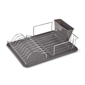 Сушилка для посуды с поддоном NEO, 40X29.4X14.4 см, сталь