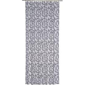 Штора на ленте «Люмьер», 160х260 см, цвет серый