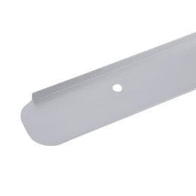 Профиль торцевой 28 мм R3 RAL9006