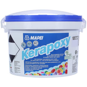 Затирка эпоксидная Mapei Kerapoxy N.100 цвет белый 2 кг