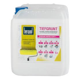 Грунтовка глубокого проникновения Bergauf TiefGrunt 5 л