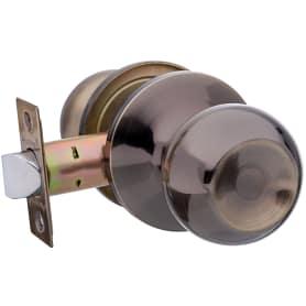 Ручка-защёлка Avers 6072-05-AB, без запирания, сталь, цвет античная бронза