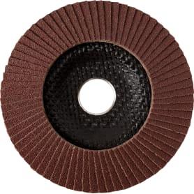Диск лепестковый универсальный Dexter, Р80 125 мм